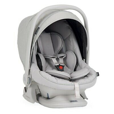 Bebecar Dusk Grey Infant Carrier Group 0+ Baby Car Seat