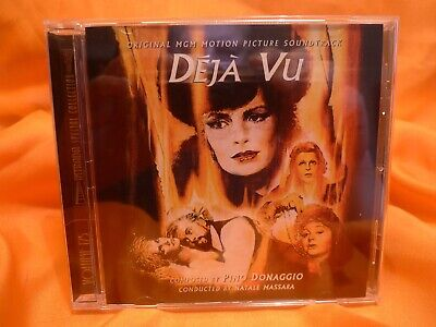 """PINO DONAGGIO """"DEJA VU"""" long SOLD OUT Intrada limited Edition 1000 Copies OST CD"""