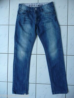 Jeans Bleu In Extenso Taille 12 Ans