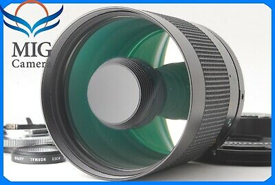 【MINT!!】Tamron SP 500mm f8 Tele Macro Lens For Contax Yashica From Japan 444