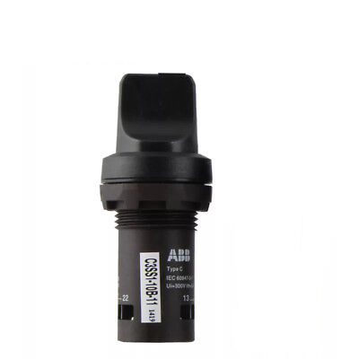 H● ABB C3SS1-10B-11 Compact Selector Switch - 3-pos