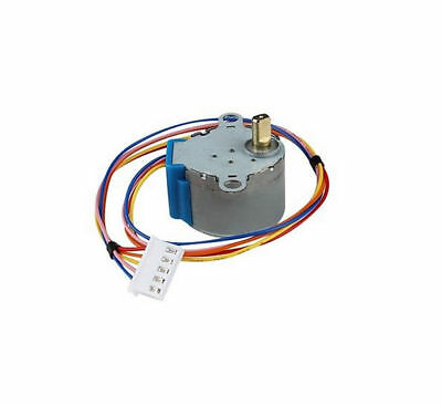 H● 10 Pcs 28BYJ-48 Valve Gear Stepper Motor DC 12V 4 Phase Step Motor Reduction
