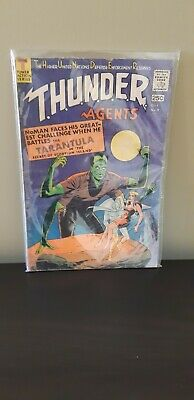 Thunder Agents Issue 9 Good Condition