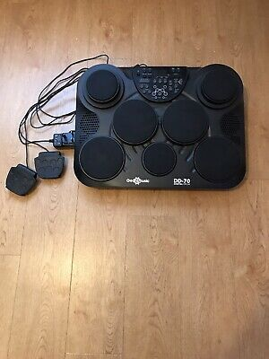 DD70 Portable Electric Drum Pad Pack by Gear4music