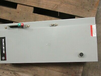 """General Electric Size """"0"""" Combination Starter Cr307B103Baa"""