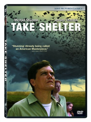 Shannon,Michael-Take Shelter Dvd New