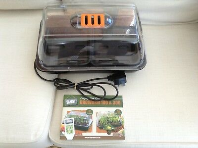 Growarm 100 Sankey Heated Propagator 38cm - COLLECTION ONLY