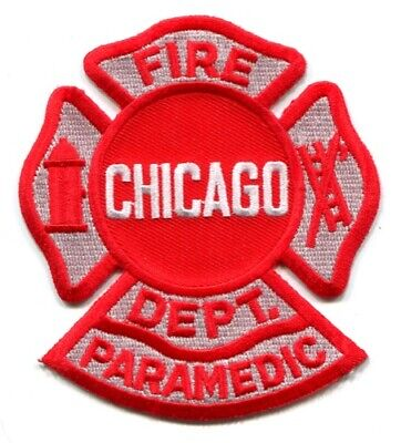 Chicago Fire Department Engine 81 Patch Illinois IL v2