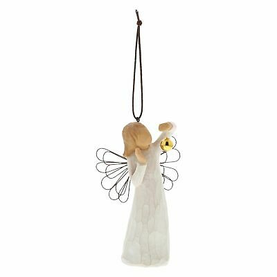 Willow Tree- Angel Of Wonder - 26091 - Brand New In Box - Hanging Ornament