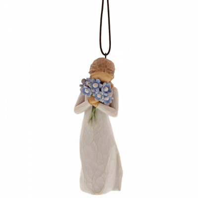 Willow Tree- Forget Me Not - 27911 - Brand New In Box - Hanging Ornament