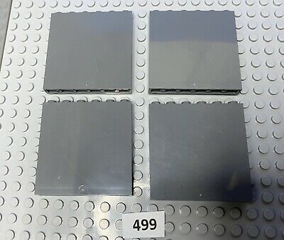 LEGO 59349 59350 35286-1x5x6 Clear Transparent Wall Panels  6 Pieces Per Order