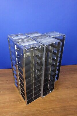 "So-Low 19-9-2 Rack Chest Style Ultra-Low Freezers Shelves for 2"" Boxes Stainless"