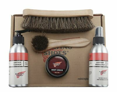 Red Wing Heritage Smooth-Finished Leather Care Product Kit 97097