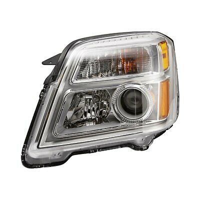 For GMC Terrain 2010-2015 TYC 20-9142-00-1 Driver Side Replacement Headlight