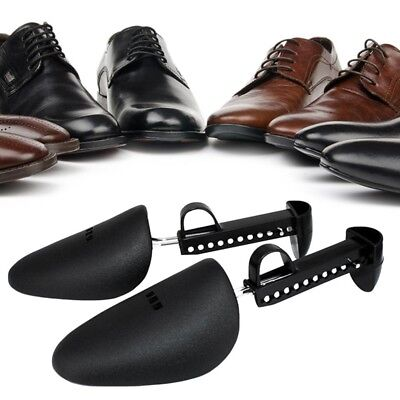 Unisex adjustable Form Plastic Shoe Tree Shaper Keeper Boot Shoe Stretcher Czx
