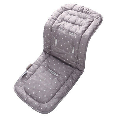 Cotton Stroller Cushion Mat Pad Trolley Chair Mattresses Protector Cross1,