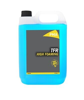 PMA FTFR5 Car Cleaning Detailing 5 Litre High Foaming Tfr