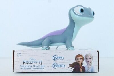 Disney Frozen 2 Bruni the Salamander Mood Night Light Color Changing Figure