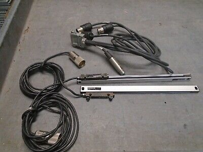 Lot of 2 Acu Rite Micro Scales 389998238 with cables
