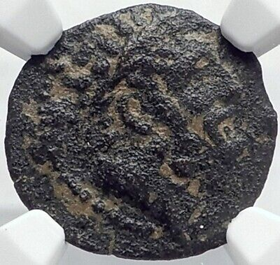 ANTIOCHOS IX KYZIKENOS Authentic Ancient Seleukid Greek Coin HERCULES NGC i82077