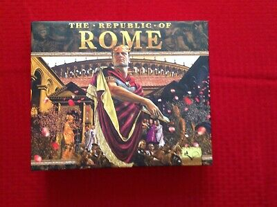 The Republic of Rome Board Game - Valley Games - Barely Used