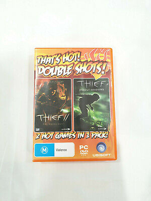 Thief Deadly Shadows and Thief 2 The Metal Age PC Game Bundle