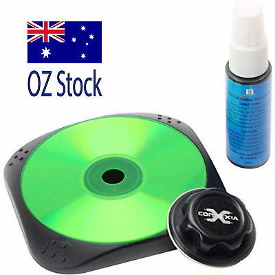 CONNEXIA Wet Disc Cleaner 55555 For Blu-Ray / DVD / CD OZ Stock