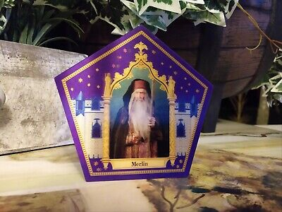 Harry Potter Chocolate Frog Card - Merlin - 13th card!!