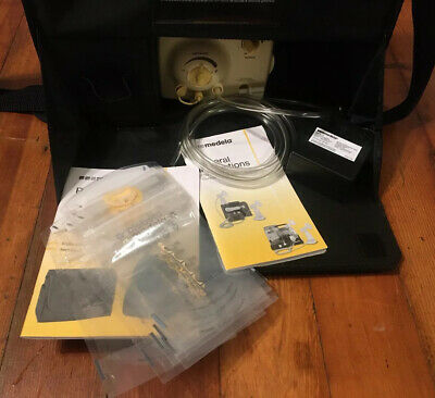 MEDELA Pump-In-Style Double Breast Pump Only W Travel Bag