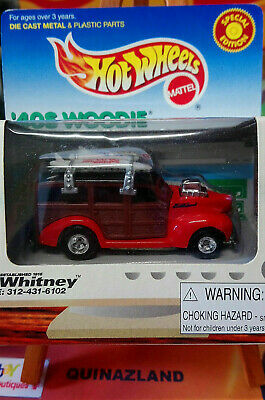 9982 Hot Wheels JC Whitney /'70 Plymouth Roadrunner Limited Edition violette