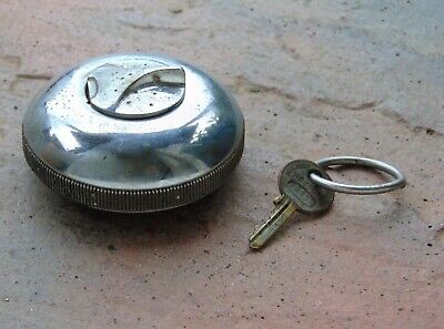 Classic Wilmot Breeden Locking Petrol Fuel Cap