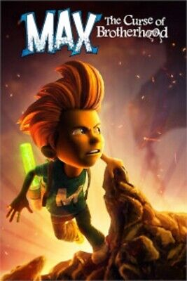 Max: The curse of Brotherhood XBOX Live Key XBOX ONE Global -  DELIVER BY EMAIL