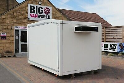 11Ft Insulated Cold Store / Refrigerated Container