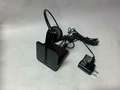 Plantronics Cs540 Wireless Headset System C054 Co54 Dect 6.0 Ac Charger Base