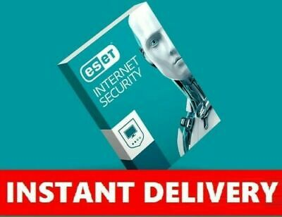 ESET nod32 Internet Security 2019 1 PC, 1 year, global, ESD antivirus - Instant