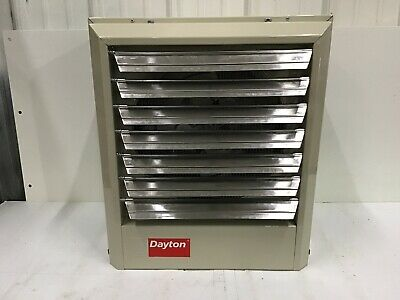 Dayton - Unit Heater 2Yu73 480 Vac 15Kw 3 Phase
