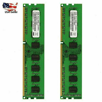 A2Z48AA Certified RAM for HP Workstation Z420 Z620 Z820 4GB DDR3 1600 ECC Memory