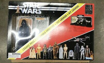 Star Wars The Black Series 40th Anniversary Legacy Pack Darth Vader