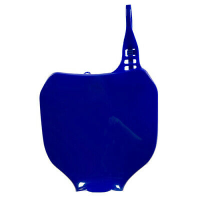 Acerbis Front Number Plate YZ Blue for Yamaha YZ450F 2003-2005