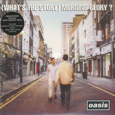 Oasis - (What's The Story) Morning Glory? (Vinyl 2LP - 1995 - UK - Reissue)