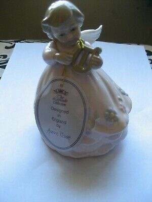 The Leonardo Collection ANNIE ROWE 'Angel Figurine / Ornament