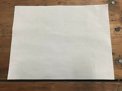 5 Sublimation Sheets 11 x 14 Polyester Canvas Eco Friendly