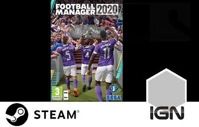 Football Manager 2020 [PC] Steam Download Key - FAST DELIVERY