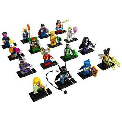 Lego DC Super Heroes Minifigures 71026 - Complete Set of 16 - FREE SHIPPING