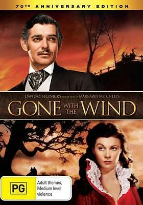 GONE WITH THE WIND - 70th Anniversary : NEW DVD