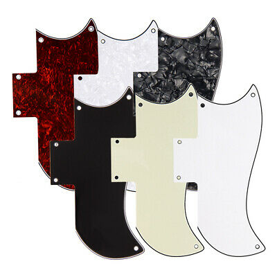 Scratch Plate PickGuard  for Gibson SG Style Electric Guitars (all) UK