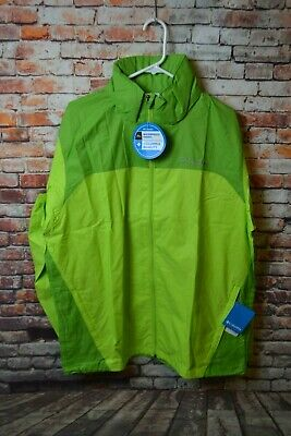 Columbia Glennaker Lake Rain Jacket - Mens Sz L - NWT