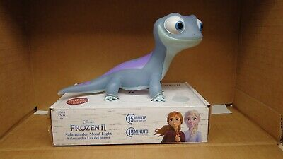 New Frozen 2 Disney Bruni Salamander Mood Light Limited SOLD OUT