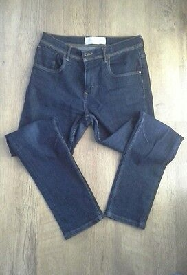 Boys Matalan Denim Jeans Size 14 years slim fit