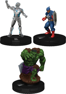 Heroclix Captain America and the Avengers Booster Case (2 ct.) - PreOrder